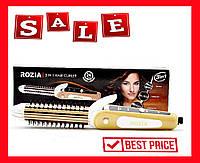 Электрорасческа, плойка для волос Rozia HR-7331