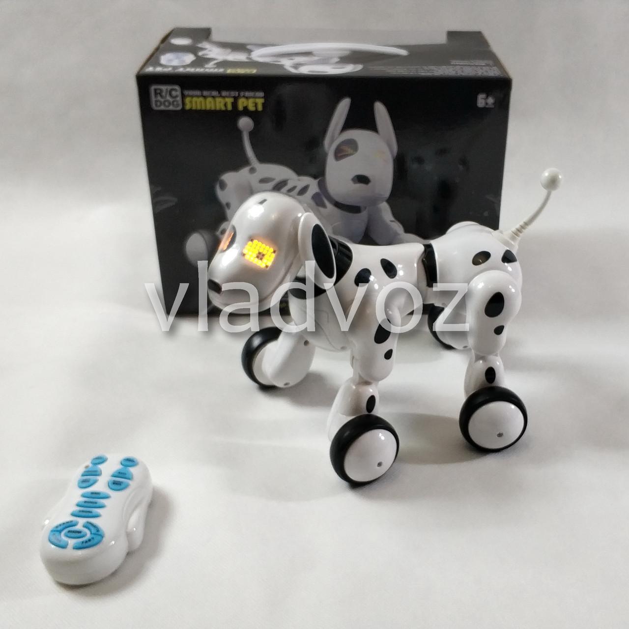 Интерактивная игрушка собака щенок робот Smart Pet