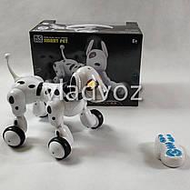 Интерактивная игрушка собака щенок робот Smart Pet, фото 3