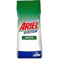 Ariel Alpha Professional System 15 кг порошок для стирки