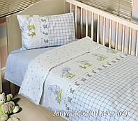 Детский  комплект постельного белья  ОПТ , Белорусская бязь 120 г/м2