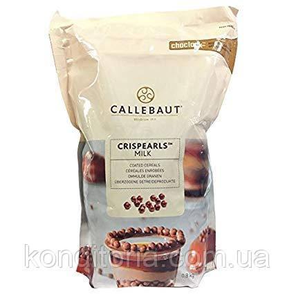 Жемчужины Callebaut Сriaspearls Milk 800г.