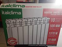 Радиатор биметаллический ItalClima 500/96