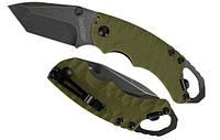Нож KAI Kershaw Shuffle II ц:олива