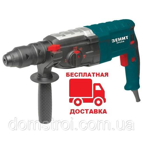 Перфоратор Зенит ЗПП-1200/2 Профи DFR