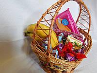 Подарочные плетеные корзины, фото 1
