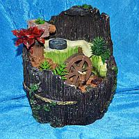 Фонтан декоративный водяная мельница (43804.001)