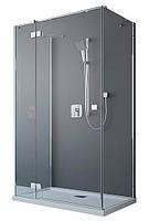 RADAWAY ESSENZA 385040-01-01L KDJ Двері 100 ліві,прозорк скло, хром