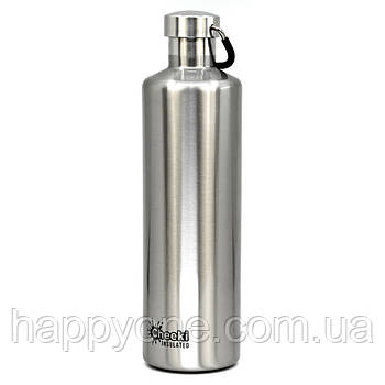 Термобутылка Cheeki Classic Insulated Silver (1 литр)