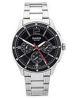Мужские наручные часы CASIO MTP-1374D-1AVEF (Оригинал)
