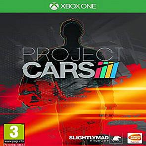 Project CARS (російська версія) Xbox One (Б/В)
