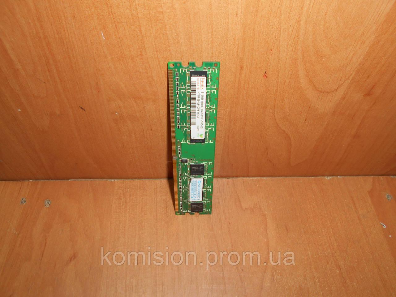 Модуль пам'яті Hynix DDR2 512 Mb для комп'ютера