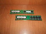 Модуль пам'яті Hynix DDR2 512 Mb для комп'ютера, фото 3
