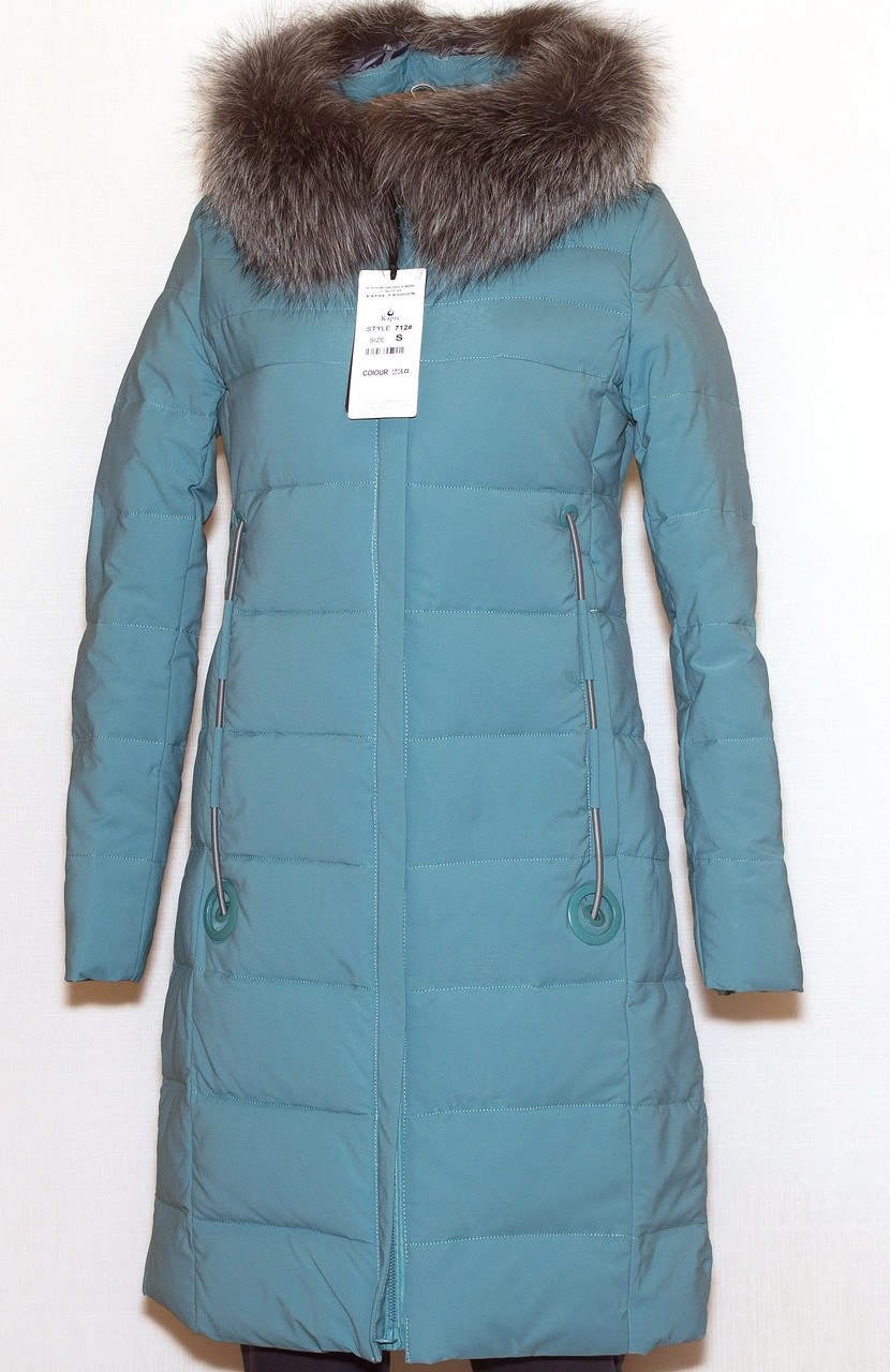 Куртка женская зима KAPRE 712 (XL-XXL)