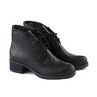 Женские кожаные ботинки в интернет магазине