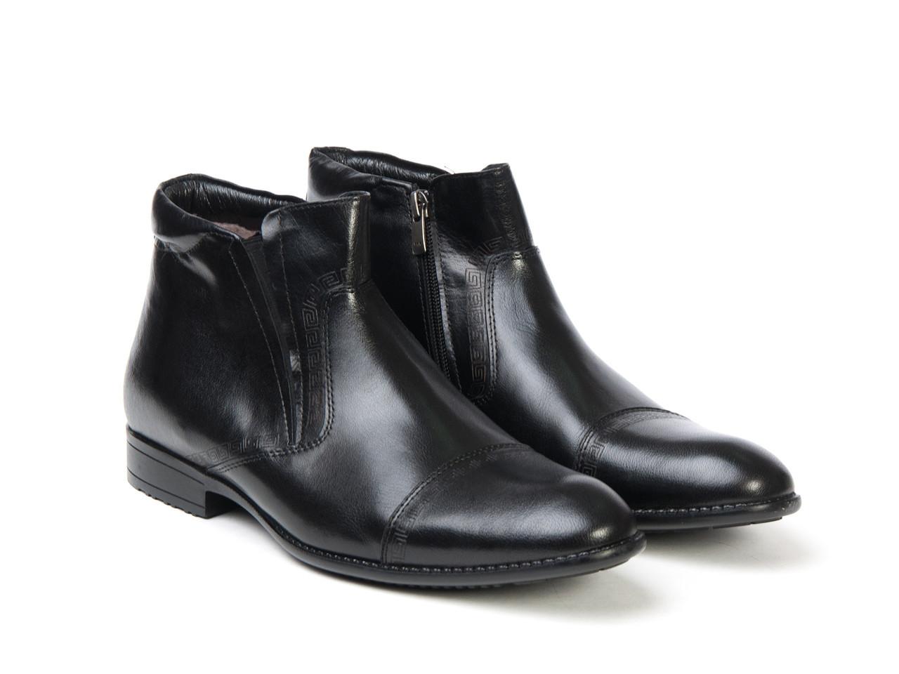 Черевики Etor 12250-14820-02 38 чорні
