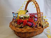 Плетеные корзины под сладкое, фото 1