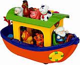 Игровой набор Ноев ковчег Kiddieland 049734 Оригинал озвучен на русском, фото 8