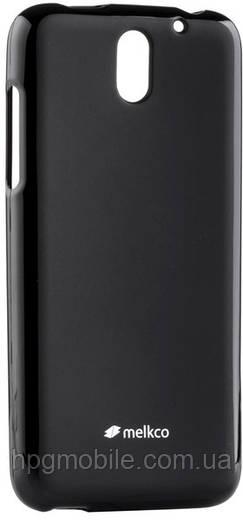 Чехол для HTC Desire 610 - Melkco Poly Jacket TPU (пленка в комплекте)