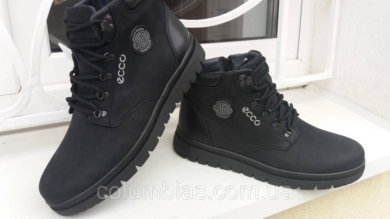 Мужская зимняя обувь ессо 84d690d14d2b6