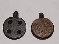 Тормозные колодки на дисковые тормоза ZOOM DB 250, 350, 450, 550 APSE/ZOOM/ARTEK for Apollo/Shockwave, X- rate