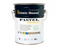 Краска для дерева PASTEL Wood Color Bionic-House 10л Мальдивы Р215
