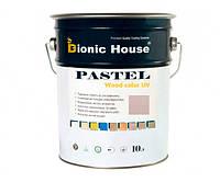 Краска для дерева PASTEL Wood Color Bionic-House 10л Лаванда Р209