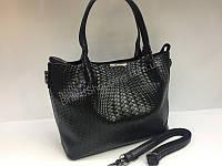 Стильная женская сумочка из натуральной кожи арт20243