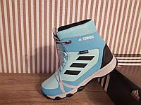 Сапоги зимние р.38 на Gore-Tex. Adidas Terrex оригинал.
