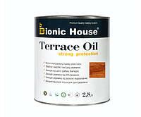 Масло для терасс Bionic-House 2,8л Тик