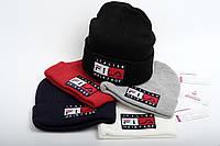 Брендовая шапка FILA ITALIAN HEIRTAGE