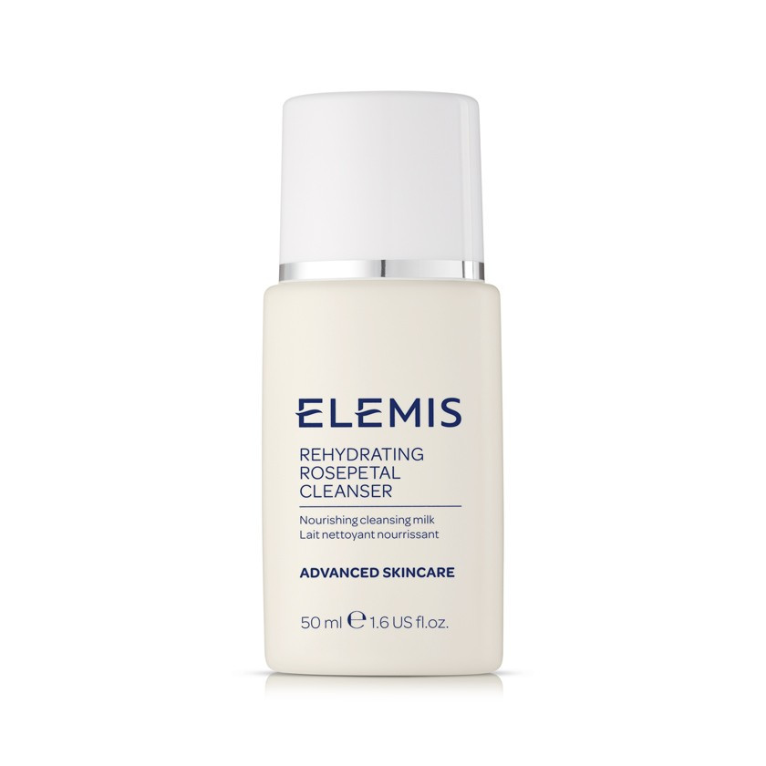 ELEMIS Rehydrating Rosepetal Cleanser 50ml