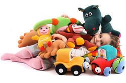 Детские игрушки: развиваемся и развлекаемся без вреда здоровью!