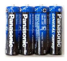 Батарейки Panasonic R6 АА