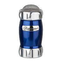 Дозатор муки и сахарной пудры Marcato Dispenser Blue синий
