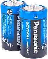 Батарейки Panasonic R20
