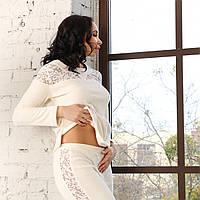 Пижама махровая женская MONICA Guddini размер XL