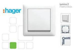 Розетки и выключатели Lumina 2