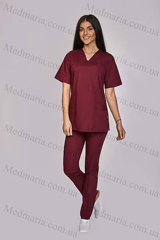 Жіночий медичний костюм Аврора  продажа 69a4358221a9e
