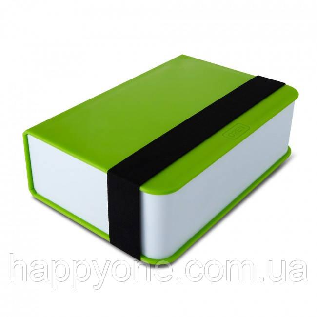 Ланчбокс прямоугольный Book Black+Blum (зеленый)
