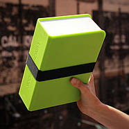 Ланчбокс прямоугольный Book Black+Blum (зеленый), фото 6