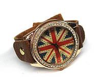 Оригинальные часы женские наручные Британский флаг