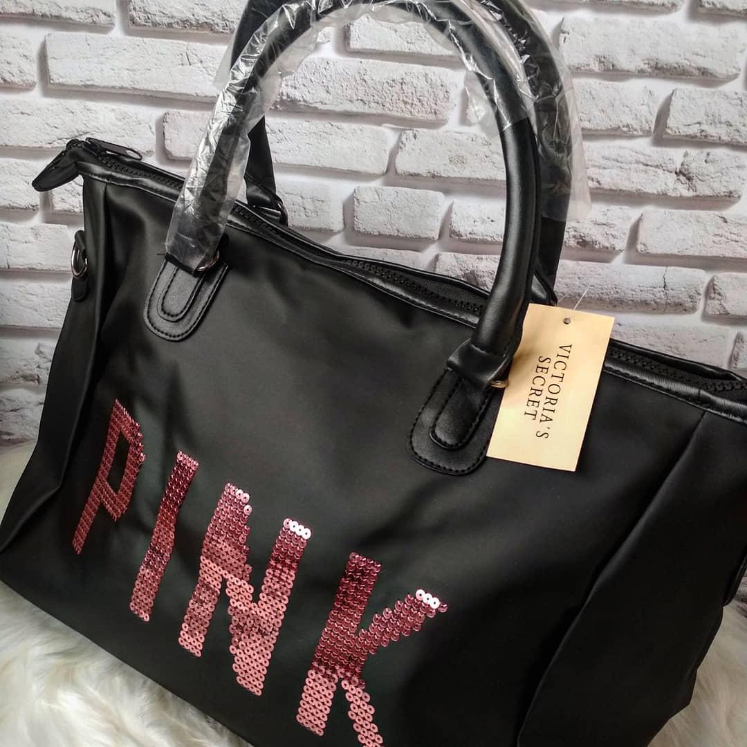 9dc7d428c4d5c Большая спортивна сумка Victoria's secret Виктория сикрет : продажа ...
