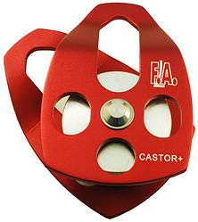 Блок-ролик First Ascent Castor Plus 15 FA1406