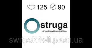 Водосточные системы Struga, Воронка жёлоба, фото 2