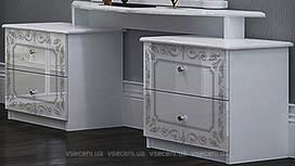 Столик туалетный Луиза (4 ящика) Миро-Марк