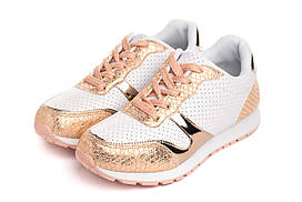Кросівки жіночі Pretty white pink 39