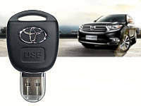 Флеш накопитель USB с логотипом Toyota 8 GB