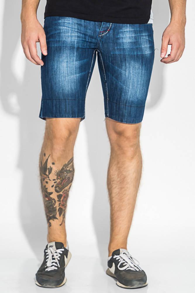 Шорты мужские джинс 50PS6486 (Джинс)