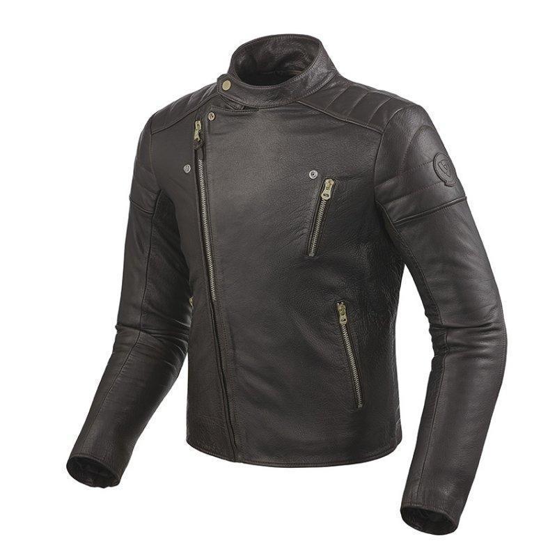 Мотокуртка Revit VAUGHN р. 58 кожа black